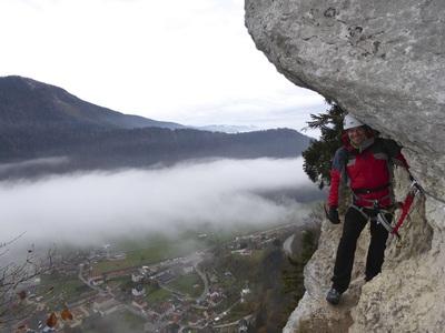 Klettersteig Jura : Die schönsten klettersteige in bern und berner oberland